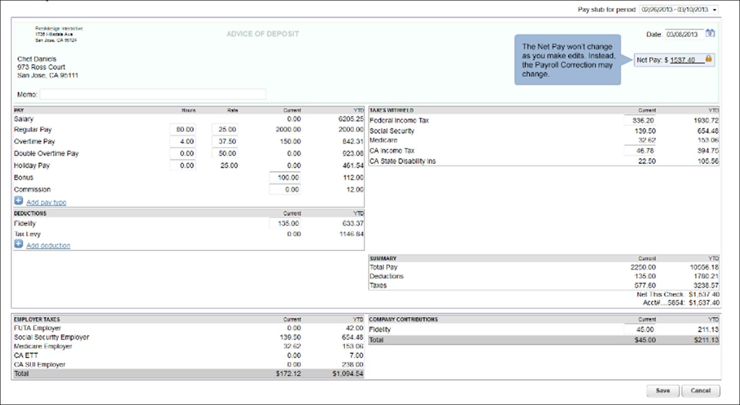 payroll loans online
