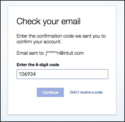 Quickbooks payroll account maintenance page login help