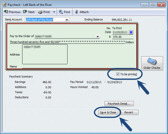 how to clear uncleared transactions in quickbooks