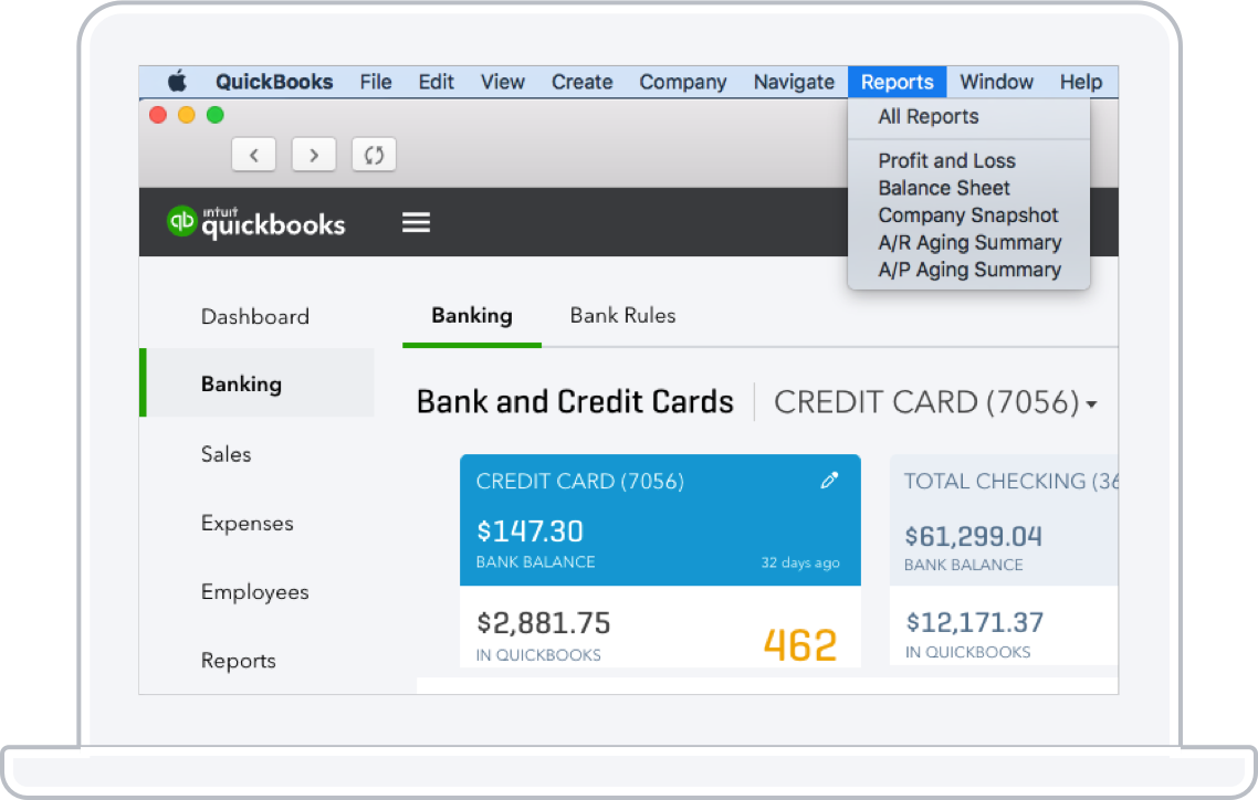 QuickBooks Mac App - Download