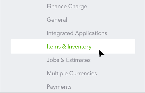 Accurately track inventory from bin to sale