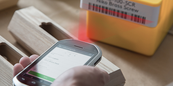 Enterprise barcode scanning helps reduce errors and automate your business