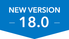 New for 18.0