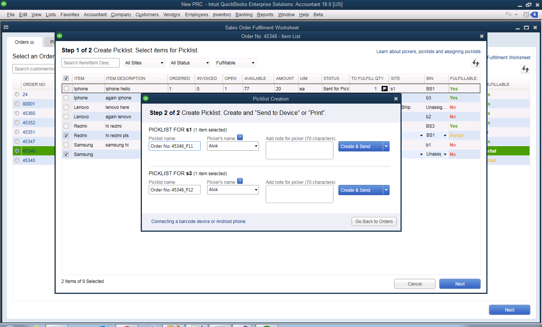 quickbooks desktop software